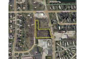 Vacant Parcel – Close to Commercial District