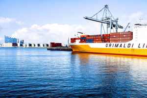 Profitable Overseas Direct Container Business