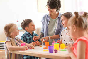 Established & Profitable Baltimore County Daycare!
