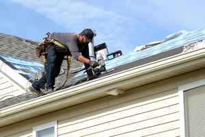 Roofing Contractor with Real Estate