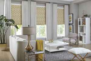 Custom Window Treatments - Nat