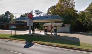 Shutdown Gas Station w/Property for $99,000 in AL!