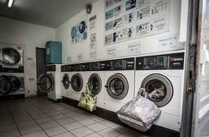 Lucrative Laundry Service for sale