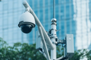 Commercial/Industrial Security Camera Systems