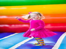 Profitable Bounce House and Party Rental Business