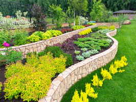 Landscape Design and Construction Business