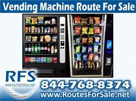 Vending Machine Route, Franklin County, AR