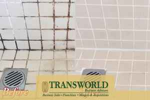 Lucrative Tile/Grout Cleaning/Restoration Franchis