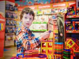 Retail Specialty Toy Business