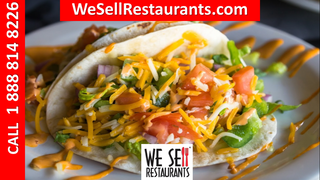 T.O.P.L.E.S.S TACOS AND MORE  Restaurant for Sale