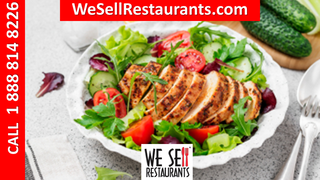 Turn-Key Health Food Restaurant for Sale