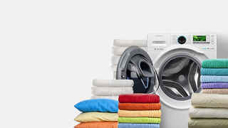 Uber-like laundry service (passive income)