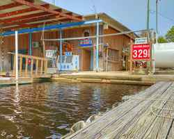 Marina and Restaurant For Sale in Dixie County, FL