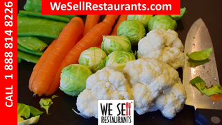 Healthy, Quick-Casual Concept Restaurant for Sale