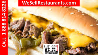 Franchised Philly Cheesesteak Franchise for Sale