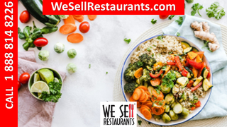 Healthy, Quick-Casual Restaurant for Sale