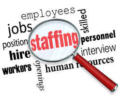 Well Established Staffing and Recruiting Agency