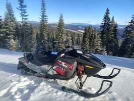 Snowmobile touring business for sale