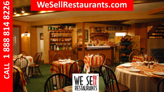 Restaurant for Sale with Real Estate it
