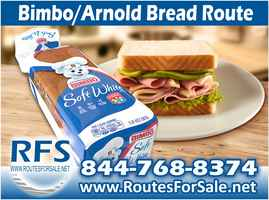 Arnold & Bimbo Bread Route, Canyon County, ID