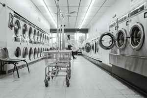 Well Established Coin-Operated Laundromat for Sale