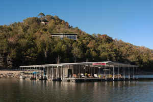Beaver Lakefront Cabins Resort Co. in AR For Sale