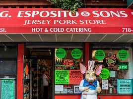 Iconic Italian Pork Store for Sale Est. 1922