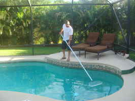 Pool Service Route in Ft Myers For Sale!