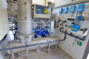Environmental Water Solutions/Treatment Co. w/Fin.
