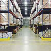 Business to Business Moving Service Warehouse
