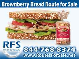 Brownberry Bread Route, Mansfield, OH