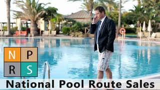 Pool Route Service in San Jose