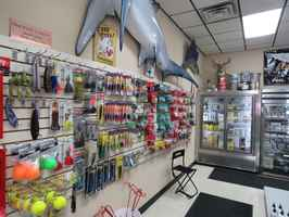Bait & Tackle Shop