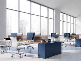 Commercial Space Planning And Furnishings