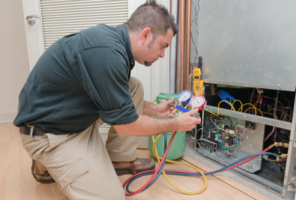 Established Heating & Air Conditioning Business