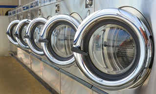 Modernized Coin Laundry - Profitable