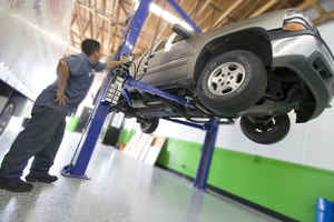 Profitable Auto Repair and Auto Sales Business