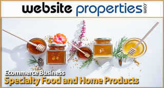 Specialty Food & Home Products Ecommerce Business