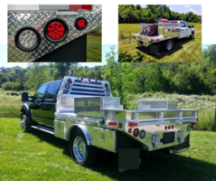 Truck Bed Manufacturing Biz for Sale in Smoky Mtns