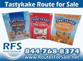 Tastykake Distribution Route, Perry County, PA