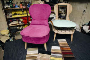 Furniture Repair, Restoration, & Upholstery