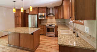 Very Profitable Kitchen Remodeling Franchise