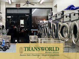 Turnkey Coin Laundry in Northwest Lexington County
