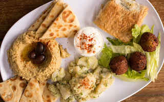 Fast-Casual Greek Food in Garden City LOW RENT