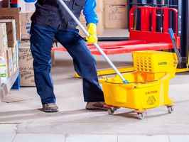 Commercial and Residential Cleaning Business