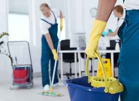 Full Service Janitorial and Cleaning Business